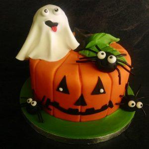 Childrens Halloween Special Cake Class