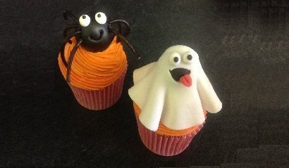 Childrens Halloween Special Cake Class