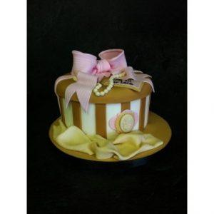 Pretty Box Cake Class