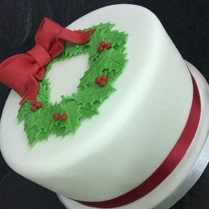 Christmas Cakes - Beginners start to finish