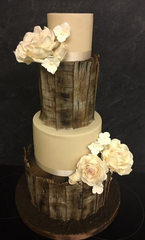 Tiered Wedding Cake Class