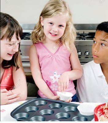 CAKEART CHILDRENS BAKING CLUB