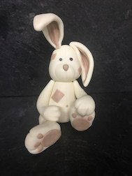 Sugar Modelling Children Rabbits Class
