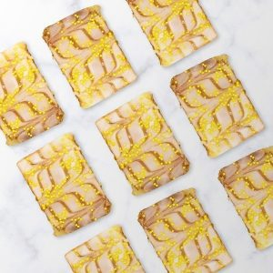 Image showing our lemon drizzle cake selection