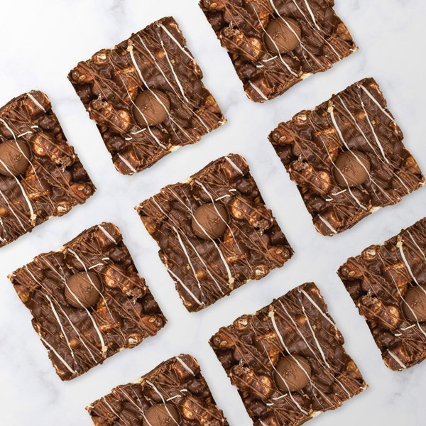 An image of our Rocky Road selection