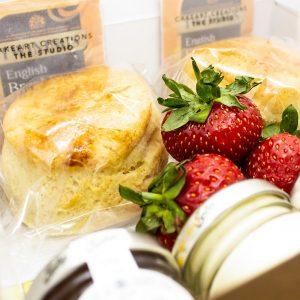 cream tea box